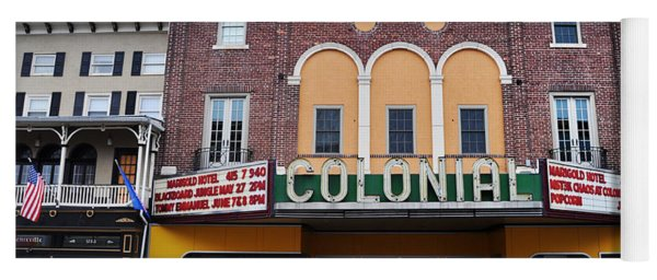 The Colonial Theater Phoenixville Yoga Mat