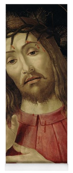 The Resurrected Christ Yoga Mat