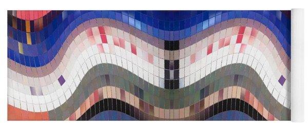 The Tile Smile Yoga Mat