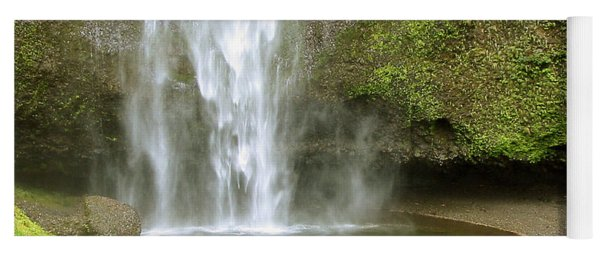 Upper Cascade Pool Multnomah Falls Or Yoga Mat