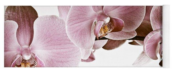 Vintage Orchid Yoga Mat