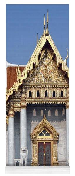 Wat Benchamabophit Ubosot Dthb180 Yoga Mat