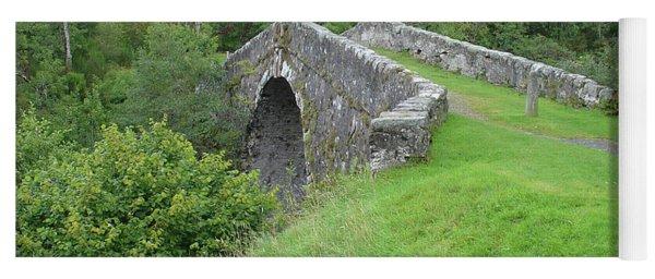 White Bridge Scotland Yoga Mat