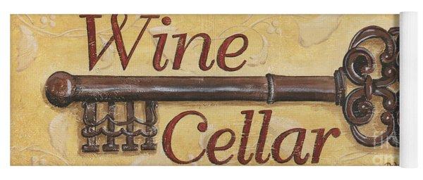 Wine Cellar Yoga Mat