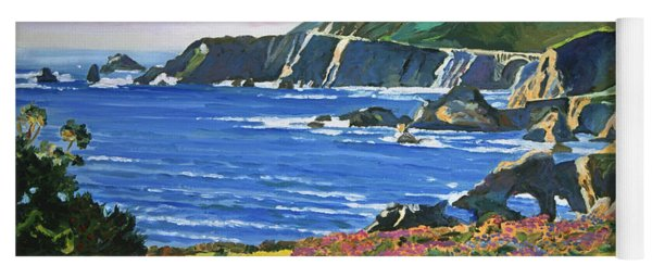 Big Sur Yoga Mat