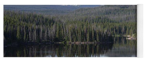 Chambers Lake Hwy 14 Co Yoga Mat
