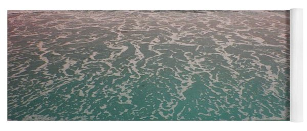 Yoga Mat featuring the photograph  Montauk 2 by Cindy Greenstein