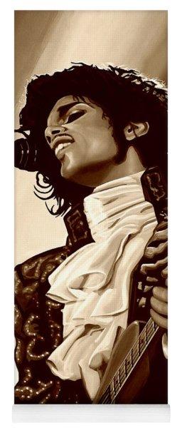 Prince The Artist Yoga Mat