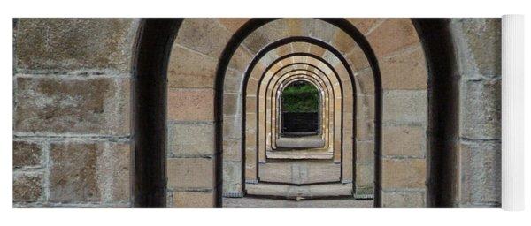 Receding Arches Yoga Mat