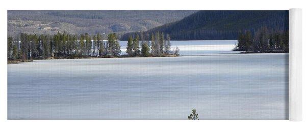 Granby Lake Rmnp Yoga Mat