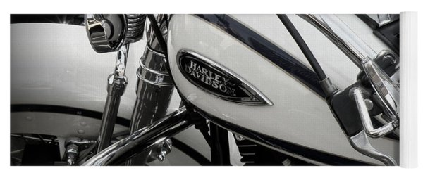 1 - Harley Davidson Series  Yoga Mat