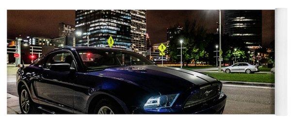 2014 Ford Mustang Yoga Mat