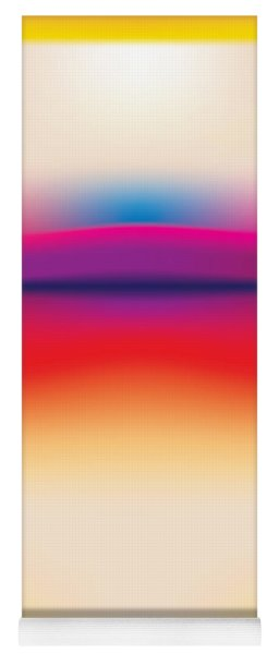 After Rothko 5 Yoga Mat