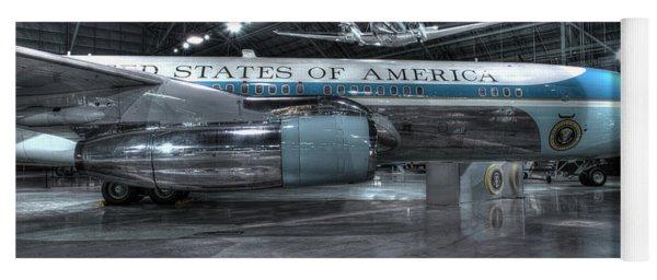 Air Force One - Boeing Vc-137c, Sam 26000 Yoga Mat