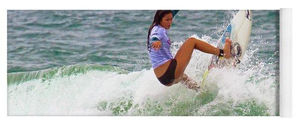 Alessa Quizon Yoga Mat