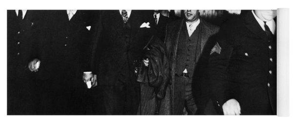 Alphonse Capone (1899-1947) Yoga Mat
