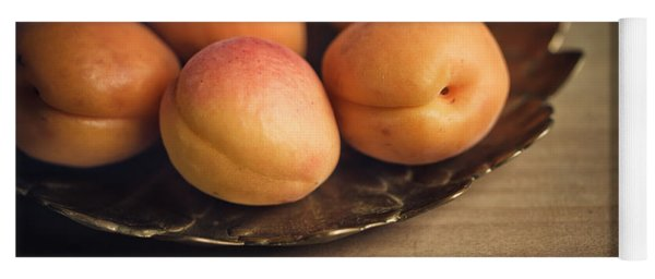 Apricots Yoga Mat