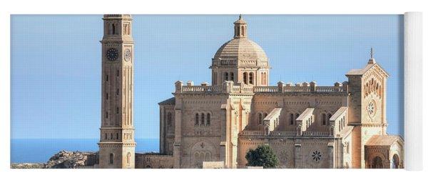 Basilica Ta Pinu - Gozo Yoga Mat