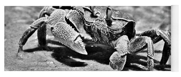 Bazaruto Crab Yoga Mat