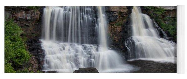 Blackwater Falls Yoga Mat