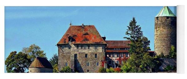 Burg Colmberg Yoga Mat