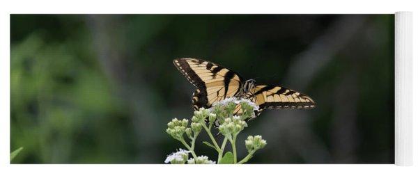 Butterfly Landing Yoga Mat