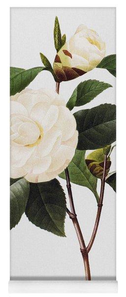 Camellia, 1833 Yoga Mat