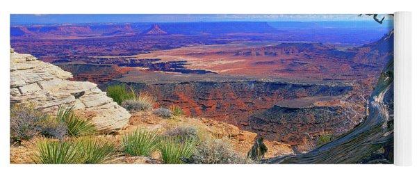 Canyonlands Yoga Mat
