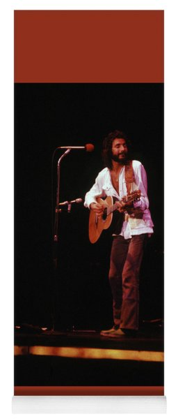 Cat Stevens Yoga Mat