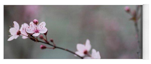 Cherry Spring Yoga Mat