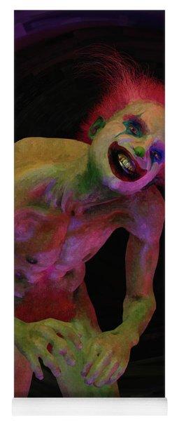 Clown Yoga Mat
