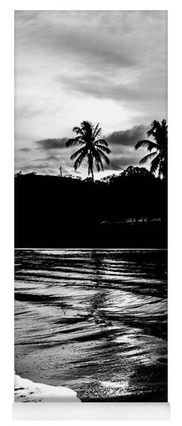 Coast Of Eden Yoga Mat
