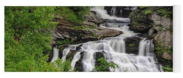 Cullasaja Falls Yoga Mat