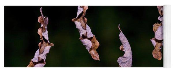 Dancing Leaves Yoga Mat