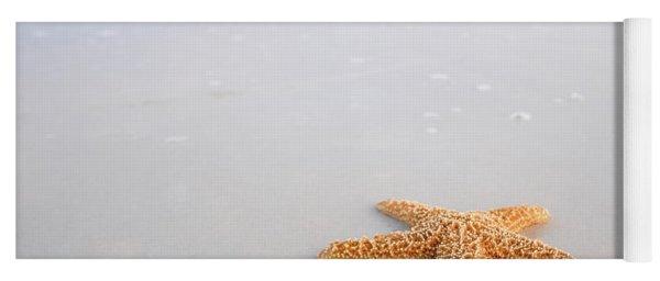 Destin Florida Miramar Beach Starfish Yoga Mat