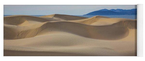 Dunes To The Sea Yoga Mat