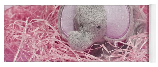 Elephant For Charity Pink Yoga Mat