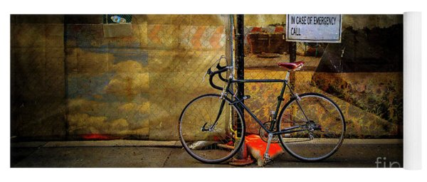 Emergency Bicycle Yoga Mat