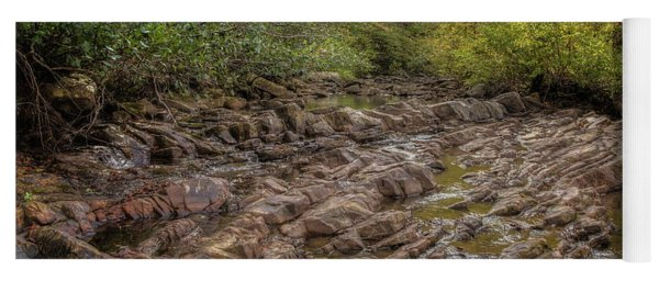 Fall At Fane Creek Yoga Mat