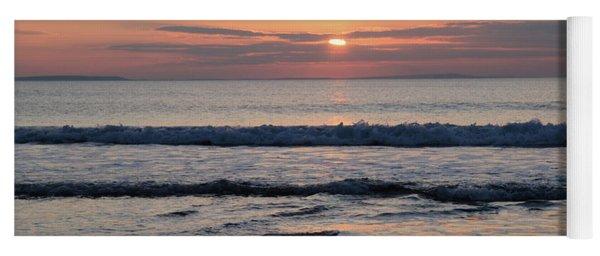 Fanore Sunset 2 Yoga Mat