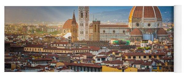 Firenze Duomo Yoga Mat