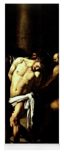 Flagellation Of Christ Yoga Mat