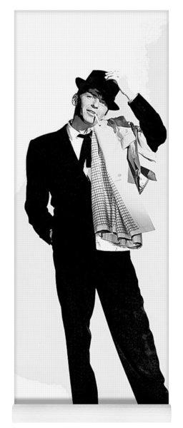 Frank Sinatra Pal Joey Set 1 1957-2015 Yoga Mat