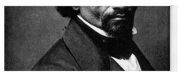 Frederick Douglass Yoga Mat