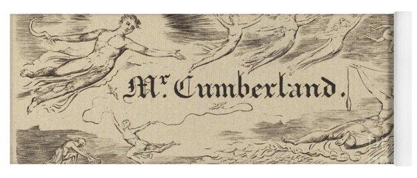 George Cumberland's Card Yoga Mat
