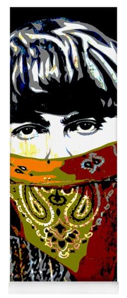 George Harrison Yoga Mat