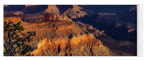 Grand Canyon Sunrise Yoga Mat