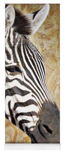 Grant's Zebra_a1 Yoga Mat