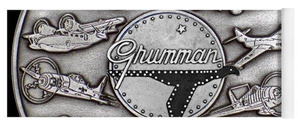 Grumman Coin Yoga Mat