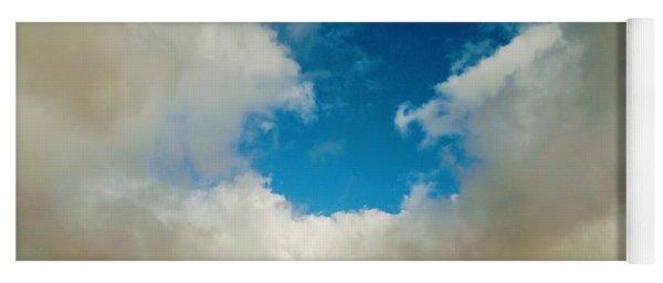 Heavenly Clouds Yoga Mat